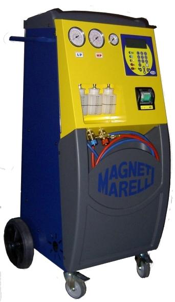 Maszyna do obsługi klimatyzacji